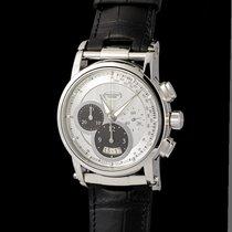Parmigiani Fleurier Steel Automatic Chronograph Convertible...