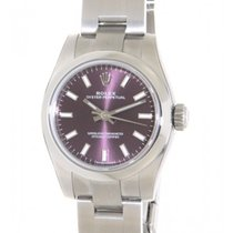 Rolex Oyster Perpetual 26mm 176200 In Steel