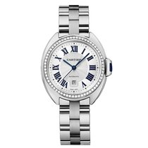 Cartier Cle Quartz Ladies Watch Ref WJCL0002