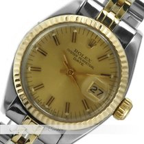 Rolex Oyster Date Stahl / Gold 6917