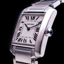 Cartier Tank Francaise Lady Ref 2301 Modern Luxusdamenuhr