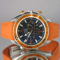 Omega Seamaster Planet Ocean Chronograph [Box & Papers]
