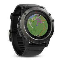 Garmin Fenix 5X Sapphire GPS Europe Colour Maps Official Warranty