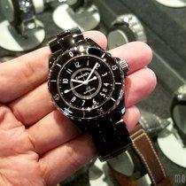 Chanel H0685 J12 Black 38mm
