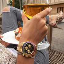 Rolex Oyster Perpetual Cosmograph Daytona Rainbow