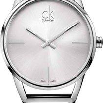 ck Calvin Klein Damenuhr Stately K3G23126