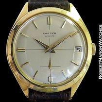 卡地亚 (Cartier) Vintage 18k Screw Back Bumper Automatic 1960s