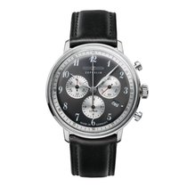 Zeppelin Herrenuhr Chronograph Hindenburg 7086-2