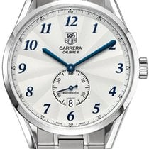 TAG Heuer Carrera Calibre 6 Heritage Automatic 39 WAS2111.BA0732
