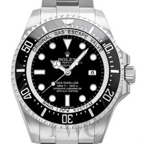 Ρολεξ (Rolex) Deep Sea Black/Steel Ø44 mm - 116660