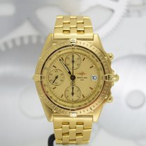 Breitling Chronomat Gold