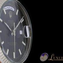 Rolex Day-Date 18kt Everose-Gold   mit Alligatorleder Band  ...
