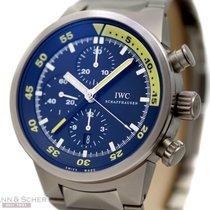 IWC Aquatimer Split Minute Ref-IW372304 Titanium Box Open...