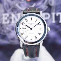 Zenith Port Royal Elite Real Ronda Stahl Klassiker Automatic...
