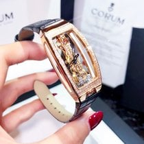 Corum Miss Golden Bridge Rosegold