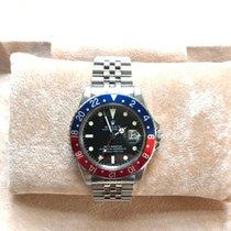 Rolex GMT Master 1675 Pepsi mk1 / long e  (mint condition)