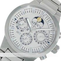 IWC GST Perpetual Calendar Chronograph Stahl IW3756-05