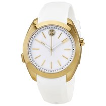 Movado Bold Motion White Dial Unisex Smartwatch