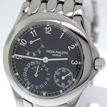 Patek Philippe 5085 Complications Stainless Steel Mens...
