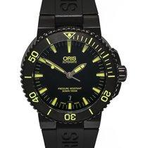 Oris Aquis Date 300m Automatic Men's Watch – 733-7653-4722