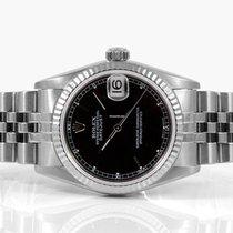 Rolex Datejust Lady Midsize 31mm Black Stick 68274