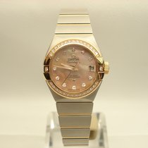 Omega Constellation Co-Axial Automatic 27mm. Ladies Watch