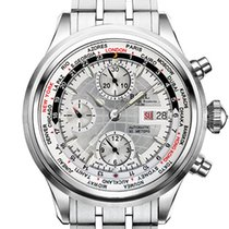 Ball Trainmaster Worldtime Chronograph Automatic Mens Watch