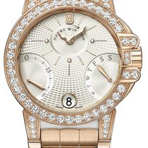 Harry Winston Ocean Lady Biretrograde 36mm oceabi36rr027