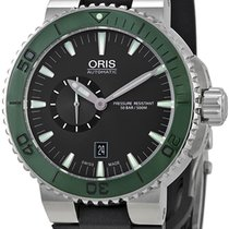 Oris Aquis Small Second 74376734157RS