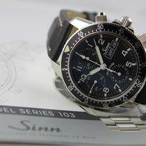 Sinn 103 St Sa Der klassische Fliegerchronograph