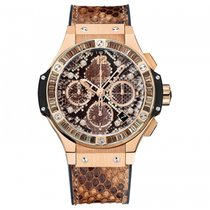 Hublot Big Bang 41mm  18k Rose Gold Mens WATCH 341.PX.7918.PR....