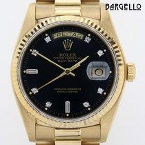 Rolex Day-Date Diamond Dial 18038