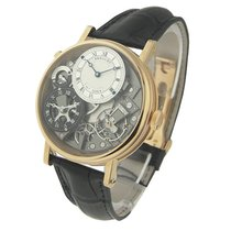 Breguet 7067BR/G1/9W6 Tradition 7067 GMT in Rose Gold - on...