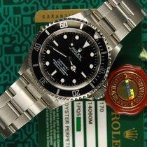 Rolex Submariner (No Date) 14060M NOS stickers unworn BP 2011