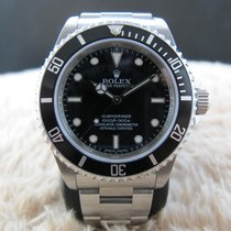 Rolex SUBMARINER 14060M 4 Liners Black Bezel (Inner Ring Serial)
