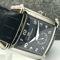 芝柏  (Girard Perregaux) VINTAGE 1945 SMALL SECONDS  25880-11-42...