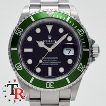 Rolex Submariner Green 50th Anniversary