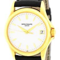 Patek Philippe Gent's 18K Yellow Gold  Ref # 5127 J...