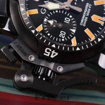 Graham Chronofighter Oversize Diver Deep Orange