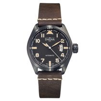 Davosa Swiss Military 16151184 Analog Men WristWatch Brown...