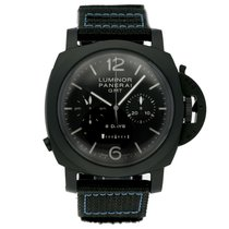 "Panerai Luminor 1950 Monopulsante GMT 8 Days ""The Black..."