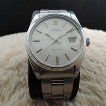 Rolex OYSTER DATE 6694 Original Silver Texture Dial with...