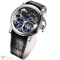 Harry Winston Opus 7 18K White Gold Men's Watch