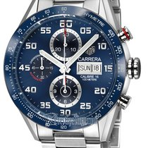 豪雅 (TAG Heuer) Carrera Day Date Automatic Chronograph 43mm...