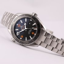 Omega Seamaster Planet Ocean Co-Axial Black 37.5mm