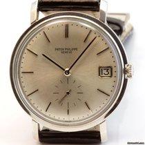 Patek Philippe 3445G Vintage Calatrava Watch
