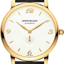 Montblanc Men's 107116 Star Classique Watch