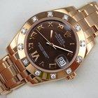 Rolex Datejust Pearlmaster Roségold - 81315 - wie neu - LC 100