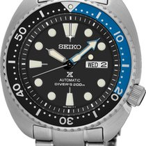 Seiko Prospex Automatik Diver's SRP787K1 Herren Automatiku...