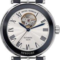 Michel Herbelin Newport Yacht Squelette -1666/BLACO08
